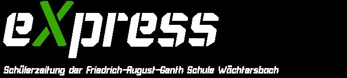 der eXpress – Schülerzeitung der F-A-G Wächtersbach